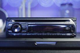 Sony CDX-GT414U Radio/CD Player