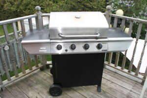 FREE !!! Master Chef BBQ - Stainless Steel