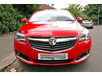 2016 VAUXHALL INSIGNIA ELITE NAV 2.0 CDTI DIESEL AUTOMATIC, ONLY 2K MILES
