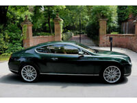2008 BENTLEY CONTINENTAL 6.0 W12 GT SPEED 47,032 MILES PERFECT EXAMPLE