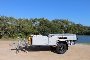 ModCon Campers - Quattro Forward Fold Camper Trailer for 4 People Capalaba Brisbane South East Preview