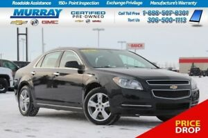 2012 Chevrolet Malibu 2LT*REMOTE START,HEATED SEATS*
