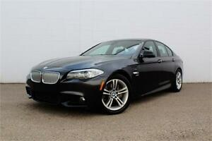 2011 BMW 550iM XDRIVE | CERTIFIED | FULLY LOADED | V8 | DVD |