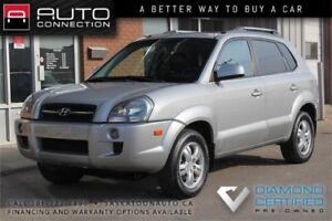2008 Hyundai Tucson Limited ** AWD ** LEATHER ** NEW TIRES **