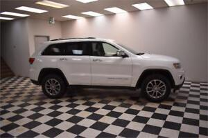 2016 Jeep Grand Cherokee Limited-LEATHER *BLUETOOTH * BACKUP CAM