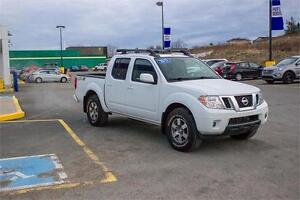 2013 Nissan Frontier PRO-4X! LEATHER! SUNROOF! NAV! 4X4