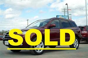 2009 Hyundai Santa Fe Limited AWD **SOLD**