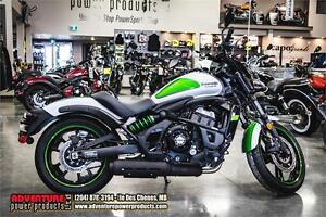 2017 Kawasaki Vulcan S ABS Cafe Edition - Only $63 Bi-Weekly oac