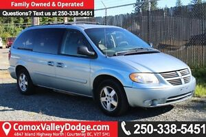 2005 Dodge Grand Caravan SXT VALUE PRICED & SAFETY INSPECTION...