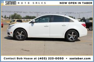 2014 CHEVROLET CRUZE 1LT TURBO/Back up camera/58 KM