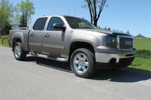 RARE 2012 GMC Sierra 1500 GFX Ultimate Cutom Leather Interior