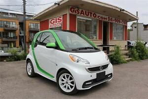 2014 smart fortwo electric drive Passion NACI TOIT PANO CRUISE