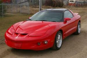 1998 Pontiac Formula LS1 6 speed with Vortech Super Charger