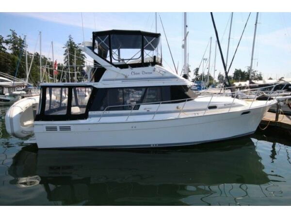 Used 1990 Bayliner 3288 Twin Diesel Many up grades