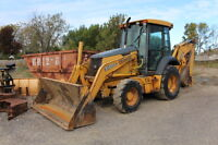 AUCTION OF LANDSCAPING EQUIPMENT