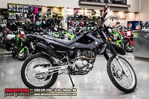 2016 Suzuki DR200S - Only $63 Bi-Weekly oac*
