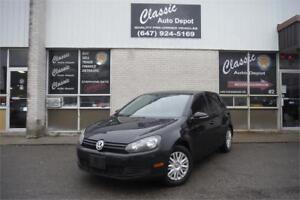2012 Volkswagen Golf Trendline**PRICED TO SELL** MANUAL**