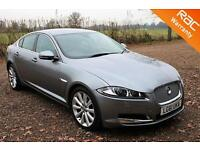 JAGUAR XF 2.2d Premium Luxury 4dr Auto (grey) 2011