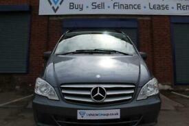 2013 Mercedes-Benz Vito 116CDI WINDOW VAN Manual