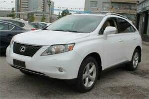 2011 Lexus RX350 AWD, FREE OF ACCIDENTS, ONE OWNER