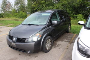 Priced To Clear! 2006 Nissan Quest