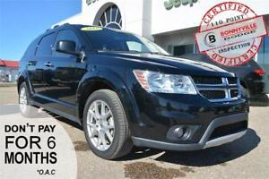 2018 Dodge Journey GT- ONLY 35,866 KMS, LEATHER, GOOD CONDITION