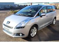 LHD 2011 Peugeot 5008 1.6HDI 5Door Manual UK REGISTERED
