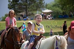 Pony Ride Service for your event