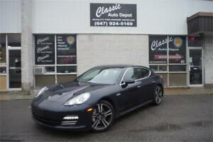 2010 Porsche Panamera 4S **CERTIFIED**NAV**BACK UP CAM**