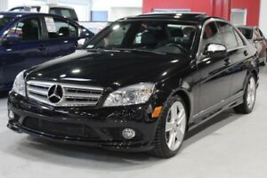 Mercedes-Benz C-Class C300 4D Sedan 4MATIC 2008