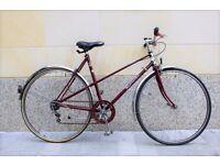 Bike For Sale Classic Raleigh Edinburgh City Centre Polwarth Area