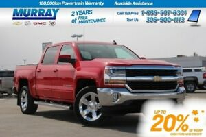 2018 Chevrolet Silverado 1500 *E-ASSIST,REAR CAMERA,MYLINK*