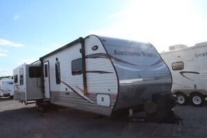 2014 Starcraft Autumn Ridge Travel Trailer