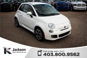 2016 FIAT 500 Sport - Bluetooth, Touchscreen