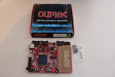 Olimex Stm32-p407 Stm2f407zgt6 Arm M4 Microcontroller Development Board Arduino