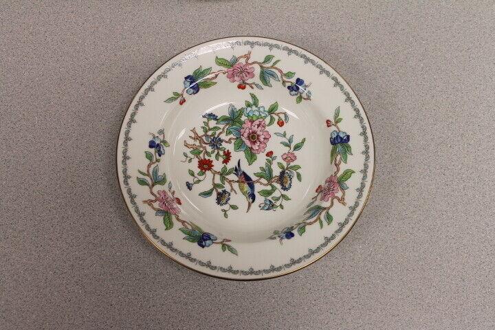 "Aynsley Fine Bone China Pembroke Pattern Bowls approx 7"" qt:13"