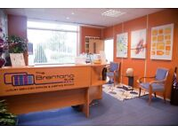 THE BRENTANO SUITE LUXURY SERVICED OFFICES AND MEETING ROOMS AND VIRTUAL - CENTENNIAL PARK ELSTREE -