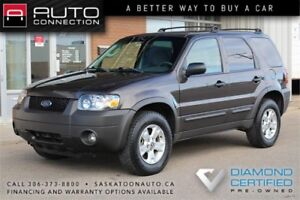 2006 Ford Escape XLT AWD ** ACCIDENT FREE ** LOW KM **