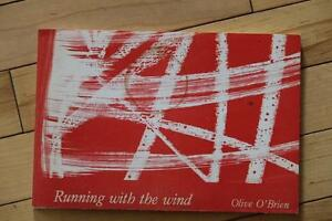 VINTAGE 1977 RUNNING WITH THE WIND BY OLIVE O'BRIEN
