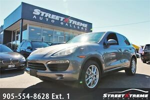 2011 Porsche Cayenne S|AWD|ACCIDENT FREE|NAVI|SUNROOF|BLUETOOTH