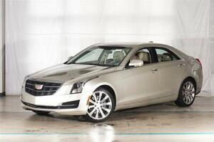 2015 Cadillac ATS Sedan Luxury AWD Finance for $87 Weekly OAC