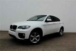 2013 BMW X6 35i xDRIVE | CERTIFIED | NAV | SUPER LOW KM |