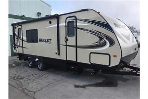 2017 KEYSTONE BULLET 269RLS TRAVEL TRAILER