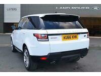 2016 Land Rover RANGE ROVER SPORT DIESEL ESTATE 3.0 SDV6 (306) HSE Dynamic 5dr A