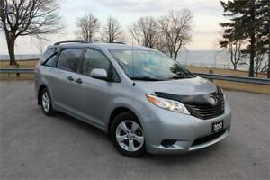 2012 Toyota Sienna CE-KEYLESS ENTRY| POWER DOORS| POWER WINDOWS|