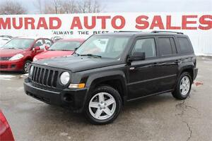 2010 Jeep Patriot North 133,000 kms !!
