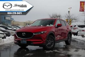2017 Mazda CX-5 GS  -  Heated Seats
