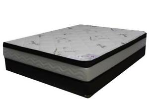 High Density Pillow Top Mattress - Both Side Flip
