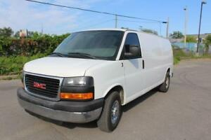 2011 GMC Savana Cargo Van , A1 CONDITION. $9995 special.