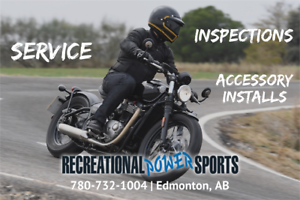 Motorcycle Inspections & Service